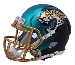 NFL Jacksonville Jaguars Alternate Blaze Speed Mini Helmet