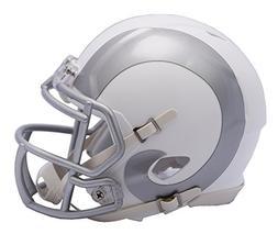 NFL Los Angeles Rams Riddell Ice Alternate Speed Mini Replic