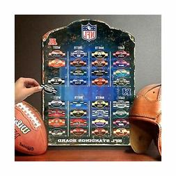 "Party Animal NFL Magnetic Standings Board 13.5"" x 18.5"""