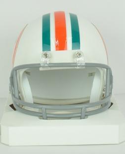 NFL Miami Dolphins 80-96 Riddell Throwback Old Logo Mini Foo