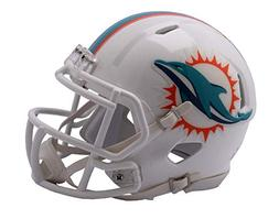 NFL Miami Dolphins Speed Mini Helmet