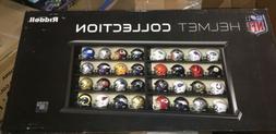 Riddell NFL Mini Football Helmet Lot.  Full Set Of 32 new In