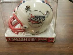 Nfl Riddell Mini Helmet New England Patriots Super Bowl XXXV