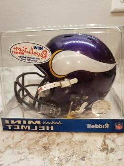 Riddell NFL Minnesota Vikings Authentic Revolution Mini-Helm