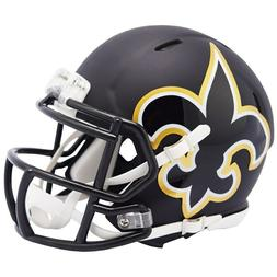 Riddell NFL New Orleans Saints AMP Alternate Speed Mini Foot