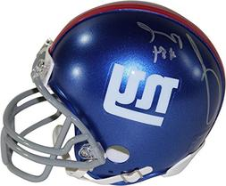 Steiner Sports NFL New York Giants Larry Donnell Signed Mini