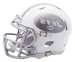 NFL New York Jets Riddell Ice Alternate Speed Mini Replica,