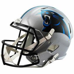 Riddell NFL Carolina Panthers Full Size Replica Speed Helmet