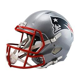 Riddell NFL New England Patriots Full Size Replica Speed Hel