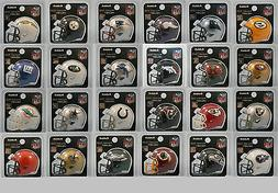 NFL Riddell NFL SPEED POCKET PRO Mini Helmet - PICK YOUR TEA