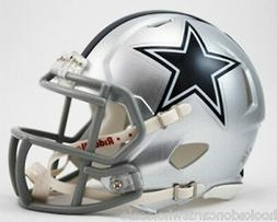 Dallas Cowboys NFL Speed Style Replica Mini Football Helmet
