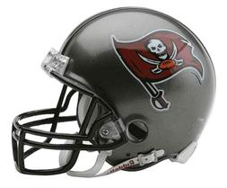 NFL Tampa Bay Buccaneers Replica Mini Football Helmet