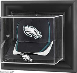 NFL Wall Mounted Cap Logo Display Case NFL Team: Philadelphi