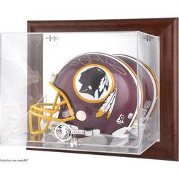 NFL Wall Mounted Logo Helmet Case NFL Team: Washington Redsk