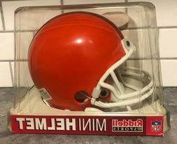 NFL—Cleveland Browns—Riddell Mini Helmet