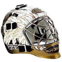 Franklin Sports NHL Anaheim Ducks League Logo Mini Goalie Ma