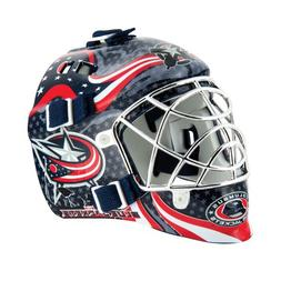 Franklin Sports NHL Blue Jackets Mini Goalie Mask