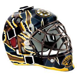 NHL Franklin Boston Bruins Mini Goalie Mask