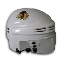 NHL Chicago Blackhawks Replica Mini Hockey Helmet