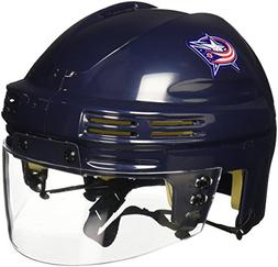 NHL Columbus Blue Jackets Replica Mini Hockey Helmet
