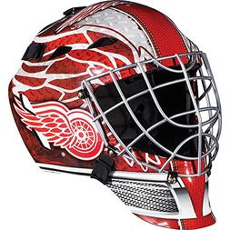 Franklin Sports NHL Detroit Red Wings Mini Goalie Mask