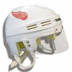 NHL Detroit Red Wings Replica Mini Hockey Helmet