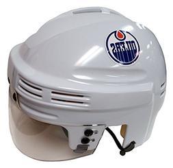 NHL Edmonton Oilers Replica Mini Hockey Helmet