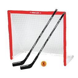 Franklin Sports NHL Goal, Stick & Ball Set
