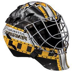 Franklin Sports NHL League Logo Pittsburgh Penguins Mini Goa
