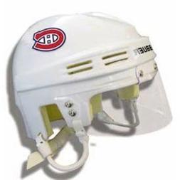 NHL Montreal Canadiens Replica Mini Hockey Helmet