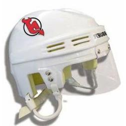 SportStar NHL New Jersey Devils Replica Mini Hockey Helmet