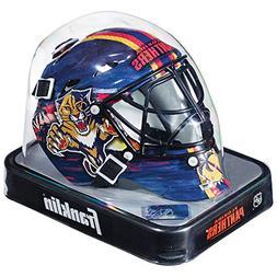 Franklin Florida Panthers Nhl Team Mini Goalie Mask