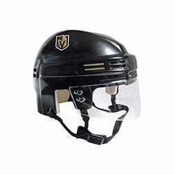 SportStar NHL Vegas Golden Knights Replica Mini Hockey Helme