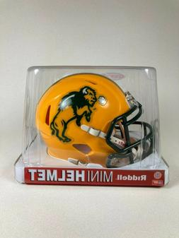 NORTH DAKOTA STATE BISON NCAA Riddell MINI Football Helmet s
