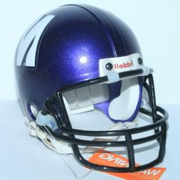 Northwestern Wildcats Football Padded Mini Helmet Sports Fan