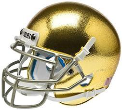 Notre Dame Fighting Irish Alternate 5 Schutt Mini Football H