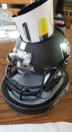 oakland raiders mini helmet desk caddy