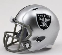 OAKLAND RAIDERS NFL Cupcake / Cake Topper Mini Football Helm