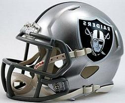 Oakland Raiders Riddell Professional NFL Football Team Speed