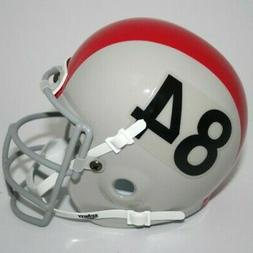 OHIO STATE 1964-65 THROWBACK MINI AUTHENTIC SCHUTT FOOTBALL