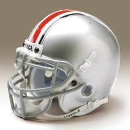 Ohio State Buckeyes Schutt Authentic Mini Helmet Unsigned