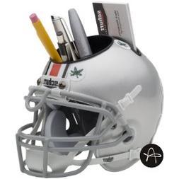 Ohio State Buckeyes Miniature Football Helmet Desk Caddy