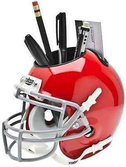 OHIO STATE BUCKEYES NCAA Schutt Mini Football Helmet DESK CA