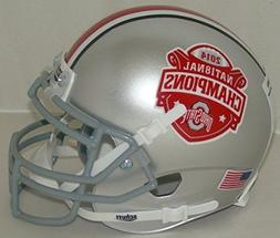Ohio State Buckeyes Special 2014 National Champions Schutt A