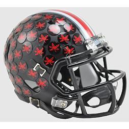 Ohio State Buckeyes Speed Mini Helmet - 2015 Alternate