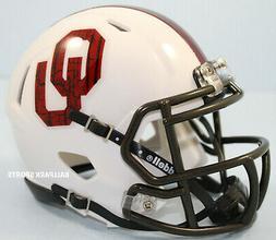 OKLAHOMA SOONERS  Riddell Speed Mini Helmet