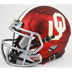 Oklahoma Sooners Bring The Wood Hydro Red NCAA Mini Speed Fo