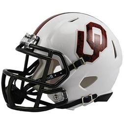 "Oklahoma Sooners Speed Mini Helmet - Alternate ""Bring The Wo"