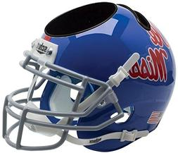 OLE MISS REBELS NCAA Schutt MINI Football Helmet OFFICE DESK