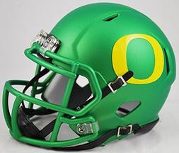 OREGON DUCKS NCAA Riddell Revolution SPEED Mini Football Hel